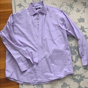 BUNDLE & SAVE Club room purple dress shirt